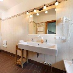 Отель Steinegger Аппиано-сулла-Страда-дель-Вино ванная фото 2
