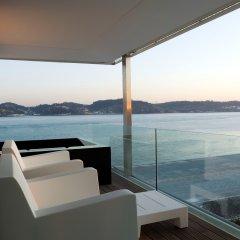 Отель Altis Belém Hotel & Spa Португалия, Лиссабон - отзывы, цены и фото номеров - забронировать отель Altis Belém Hotel & Spa онлайн балкон