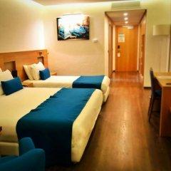 Отель Fredj Hotel and Spa Марокко, Танжер - отзывы, цены и фото номеров - забронировать отель Fredj Hotel and Spa онлайн комната для гостей фото 2
