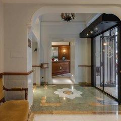 Отель BORROMEO Рим интерьер отеля