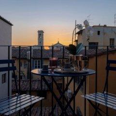 Отель Repubblica Exclusive Италия, Флоренция - отзывы, цены и фото номеров - забронировать отель Repubblica Exclusive онлайн балкон