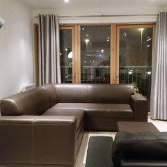 Отель Glasgow Central Skyline Apartment Великобритания, Глазго - отзывы, цены и фото номеров - забронировать отель Glasgow Central Skyline Apartment онлайн комната для гостей