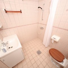 Отель Valdres Høyfjellshotell ванная