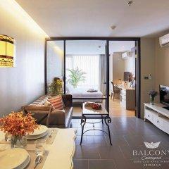 Balcony Courtyard Si Racha Hotel & Serviced Apartments в номере