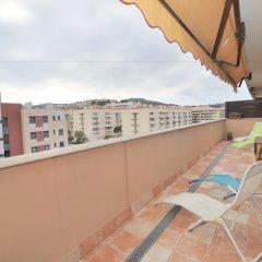 Отель Rigat Испания, Льорет-де-Мар - отзывы, цены и фото номеров - забронировать отель Rigat онлайн балкон