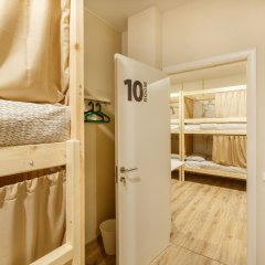 Nice Hostel Павелецкая Москва удобства в номере