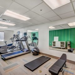 Holiday Inn Express Hotel & Suites Greenville Airport фитнесс-зал фото 2