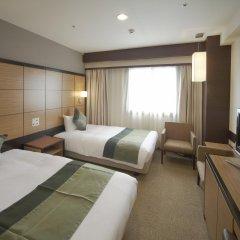 Отель Wing International Premium Tokyo Yotsuya Япония, Токио - отзывы, цены и фото номеров - забронировать отель Wing International Premium Tokyo Yotsuya онлайн комната для гостей фото 3