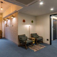 Отель First Stay Hotel Южная Корея, Сеул - отзывы, цены и фото номеров - забронировать отель First Stay Hotel онлайн сауна