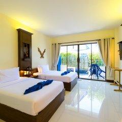 Отель JR Siam Kata Resort комната для гостей фото 5