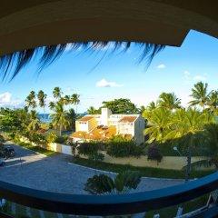 Отель Pousada Doce Cabana балкон