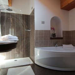 Отель Albergo Edelweiss Вилладоссола ванная фото 2