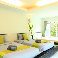Отель Aonang Paradise Resort комната для гостей