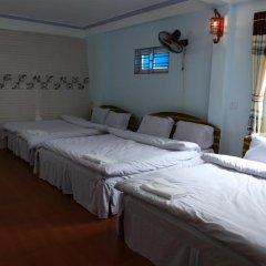 Huy Hoang Hostel Шапа сейф в номере