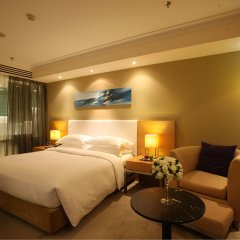 Отель Kapok Shenzhen Luohu Китай, Шэньчжэнь - отзывы, цены и фото номеров - забронировать отель Kapok Shenzhen Luohu онлайн фото 2