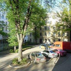 Отель Central Park Hostel Латвия, Рига - 3 отзыва об отеле, цены и фото номеров - забронировать отель Central Park Hostel онлайн парковка
