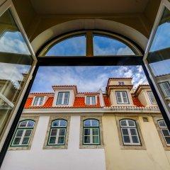 Отель Inn Rossio Лиссабон балкон