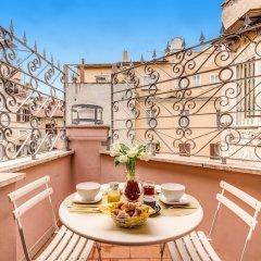 Отель Babuino Palace Suites балкон