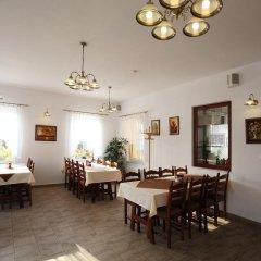 Отель Penzion Eduard Чехия, Франтишкови-Лазне - отзывы, цены и фото номеров - забронировать отель Penzion Eduard онлайн питание фото 2