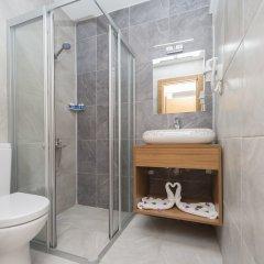 Amore Hotel Турция, Кемер - 1 отзыв об отеле, цены и фото номеров - забронировать отель Amore Hotel онлайн ванная фото 2