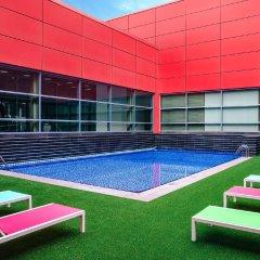 Отель Royal Plaza On Scotts Сингапур, Сингапур - отзывы, цены и фото номеров - забронировать отель Royal Plaza On Scotts онлайн бассейн