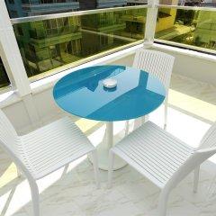 Kleopatra Suit Hotel Турция, Аланья - 2 отзыва об отеле, цены и фото номеров - забронировать отель Kleopatra Suit Hotel - Adults Only онлайн балкон