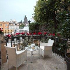 Отель Royal Suite Trinita Dei Monti Rome балкон