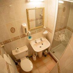 Отель Corstorphine Lodge Великобритания, Эдинбург - отзывы, цены и фото номеров - забронировать отель Corstorphine Lodge онлайн ванная
