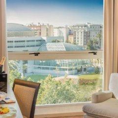 Отель SH Valencia Palace Испания, Валенсия - 1 отзыв об отеле, цены и фото номеров - забронировать отель SH Valencia Palace онлайн в номере фото 2