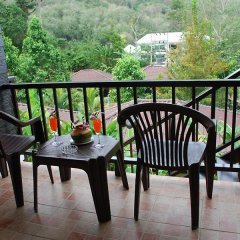 Отель The Hill Resort балкон фото 2
