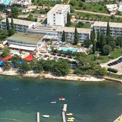 Hotel Zorna Plava Laguna пляж фото 2
