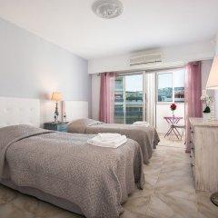 Отель Steva Rentals - Vue Mer - 100m Croisette et Plages комната для гостей фото 3