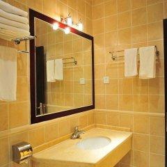 Апартаменты Lezai Lvtu Seaview Holiday Apartment ванная