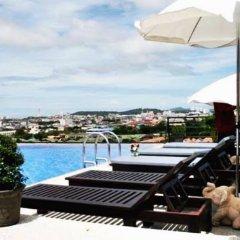 Отель Chatkaew Hill and Residence бассейн фото 3