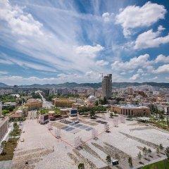 Отель Tirana International Hotel & Conference Centre Албания, Тирана - отзывы, цены и фото номеров - забронировать отель Tirana International Hotel & Conference Centre онлайн балкон