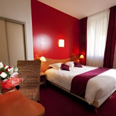 Отель Le Clocher de Rodez Франция, Тулуза - отзывы, цены и фото номеров - забронировать отель Le Clocher de Rodez онлайн фото 3