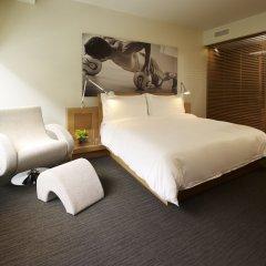 Отель le Germain Maple Leaf Square Канада, Торонто - отзывы, цены и фото номеров - забронировать отель le Germain Maple Leaf Square онлайн комната для гостей фото 3