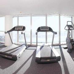 Отель InterContinental Residence Suites Dubai Festival City фитнесс-зал фото 4