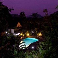 Отель Aonang Cliff View Resort бассейн фото 2