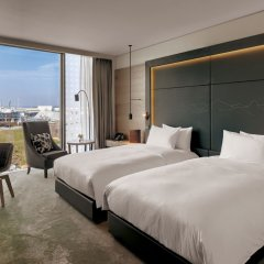 Отель Hilton Munich Airport комната для гостей фото 5