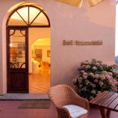 Hotel Bel Tramonto Марчиана вид на фасад