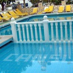 Budak Hotel Турция, Алтинкум - отзывы, цены и фото номеров - забронировать отель Budak Hotel онлайн бассейн фото 2