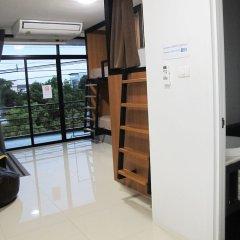 Отель Homey Donmueang Бангкок интерьер отеля