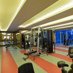 Отель Kamelya K Club Сиде фитнесс-зал