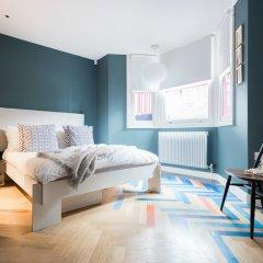 Отель The Notting Hill House - 4 Apartments Великобритания, Лондон - отзывы, цены и фото номеров - забронировать отель The Notting Hill House - 4 Apartments онлайн комната для гостей фото 2