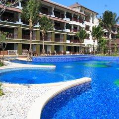 Отель Alpina Phuket Nalina Resort & Spa спортивное сооружение