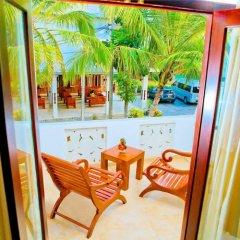 Отель Mihin Villa Bentota Шри-Ланка, Бентота - отзывы, цены и фото номеров - забронировать отель Mihin Villa Bentota онлайн балкон
