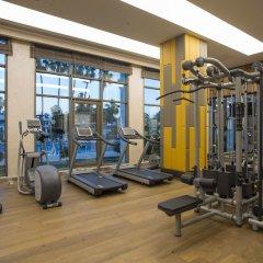 Отель Barut Acanthus & Cennet - All Inclusive фитнесс-зал фото 2