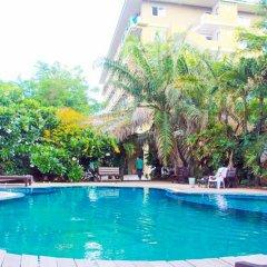 Отель Royal Tycoon Place Hotel Таиланд, Паттайя - отзывы, цены и фото номеров - забронировать отель Royal Tycoon Place Hotel онлайн бассейн