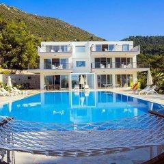 Villa Serenity Турция, Патара - отзывы, цены и фото номеров - забронировать отель Villa Serenity онлайн бассейн фото 4